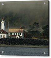 Lighthouse - Port Wilson Acrylic Print