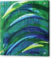 Linear World Acrylic Print