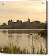 Linlithgow Palace At Dusk Acrylic Print