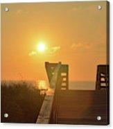 Listen To The Sunrise Acrylic Print