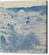 Little Missouri Badlands Enchantment Acrylic Print