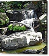Little Waterfall. Acrylic Print