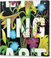 Living Art Acrylic Print