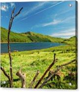 Loch Eynort, Isle Of Skye Acrylic Print