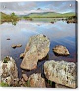Loch La Stainge Acrylic Print