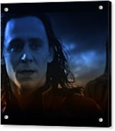 Loki And The Dead World Acrylic Print