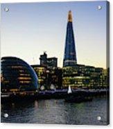 London South Bank 1 Acrylic Print