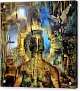 Looking To Eternity Acrylic Print