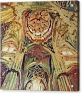 Looking Up Salamanca Cathedral Acrylic Print