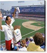 Los Angeles Dodgers Acrylic Print