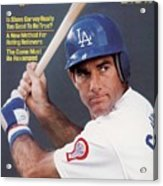 Los Angeles Dodgers Steve Garvey Sports Illustrated Cover Acrylic Print