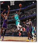 Los Angeles Lakers V Memphis Grizzlies Acrylic Print