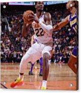 Los Angeles Lakers V Phoenix Suns Acrylic Print