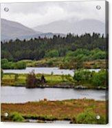 Lough Cloonee  Acrylic Print