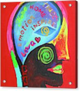 Love And Trust Acrylic Print