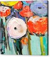 Love Of Poppies Acrylic Print