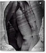 Lower Antelope Canyon Acrylic Print
