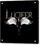 Lucifer Acrylic Print