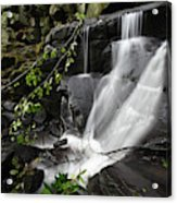 Lumsdale Falls 10.0  Acrylic Print