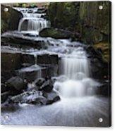 Lumsdale Falls 11.0 Acrylic Print