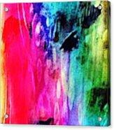 Luxe Splash  Acrylic Print