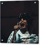 Mahalia Jackson In Concert Acrylic Print