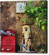 Mail Acrylic Print