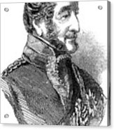 Major Henry Somerset, 7th Duke Acrylic Print
