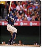 Major League Baseball Acrylic Print