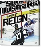 Make It Reign The Kings Are A Rising Dynasty Built To Last Sports Illustrated Cover Acrylic Print