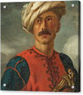 Mamluk Acrylic Print