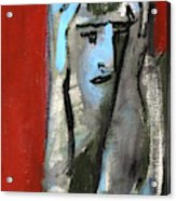 Man At A Bar Acrylic Print