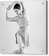Man Dance Acrylic Print