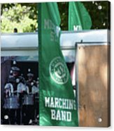Marching Band Acrylic Print