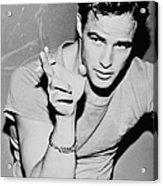 Marlon Brando Acrylic Print