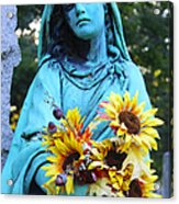 Mary, Mother Of Jesus Acrylic Print