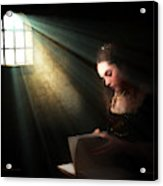Mary, Queen Of Scots Acrylic Print