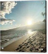 Maui Acrylic Print