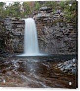 May Evening At Awosting Falls I Acrylic Print