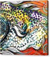 Mediterranean Fish Acrylic Print