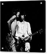 Mick And Keith Acrylic Print