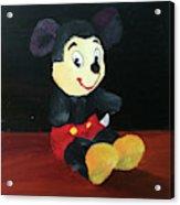 Mickey 1965 Acrylic Print