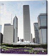 Millennium Park Acrylic Print