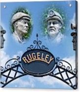 Miners Of Rugeley Acrylic Print