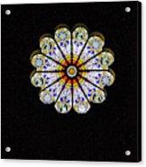 Minerva Glass Acrylic Print