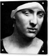 Minerva Without Helmet, 1896 Acrylic Print