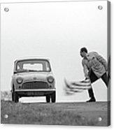 Mini Rally Acrylic Print