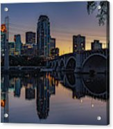 Minneapolis 13 Acrylic Print
