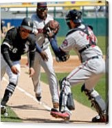 Minnesota Twins V Chicago White Sox Acrylic Print