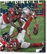 Miracle Catch, Comeback, Crown Sports Illustrated Cover Acrylic Print